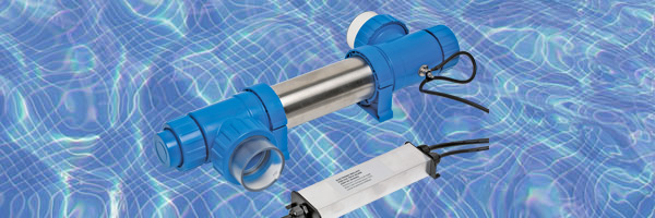 Blue Lagoon UV-C Tech for pools